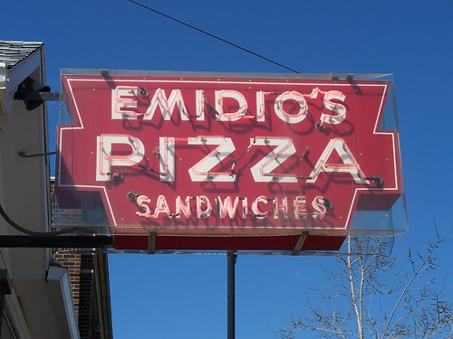 OH Akron - Emidio's Pizza by scottamus.