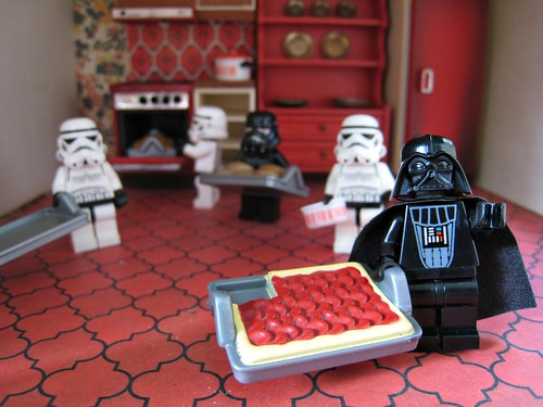 The Dark Lord Bakes Cherry Flan
