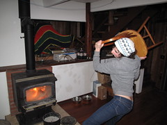 feats of strength contest (the talent family) Tags: dec2008
