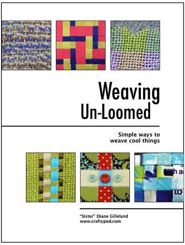 Diane's Weaving Un-Loomed