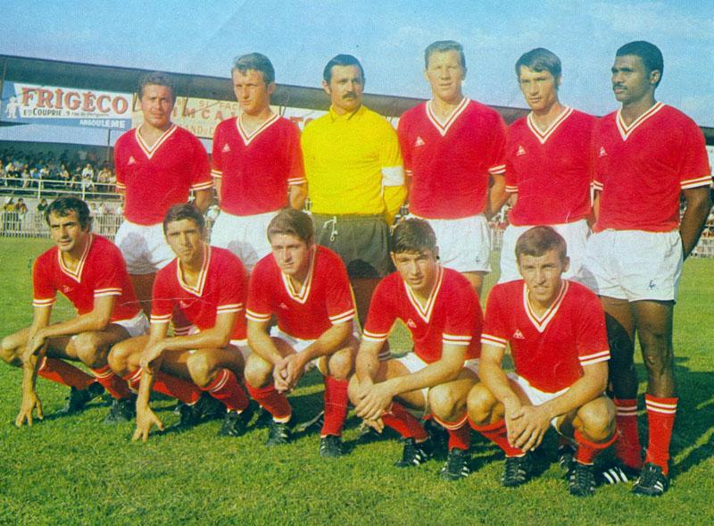 nîmes 1969-70