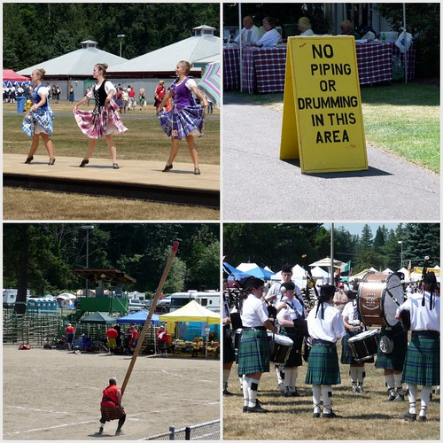 Enumclaw Highland Games
