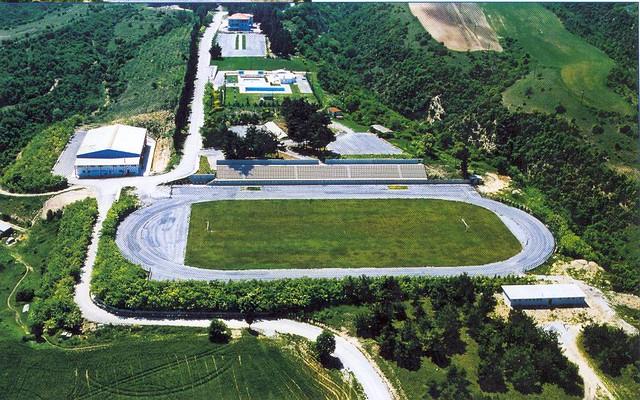 Κεντρική Μακεδονία - Πιερία - Δήμος Κολινδρού Το Αθλητικό Κέντρο Κολινδρού - ανοιχτό όλο το καλοκαίρι