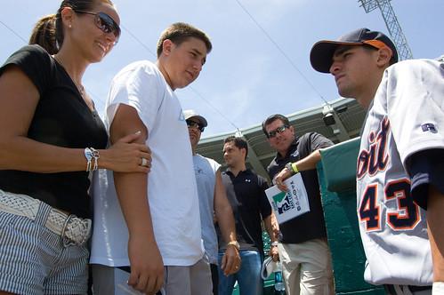 2009 Aug 1 #14 Nick Castellanos