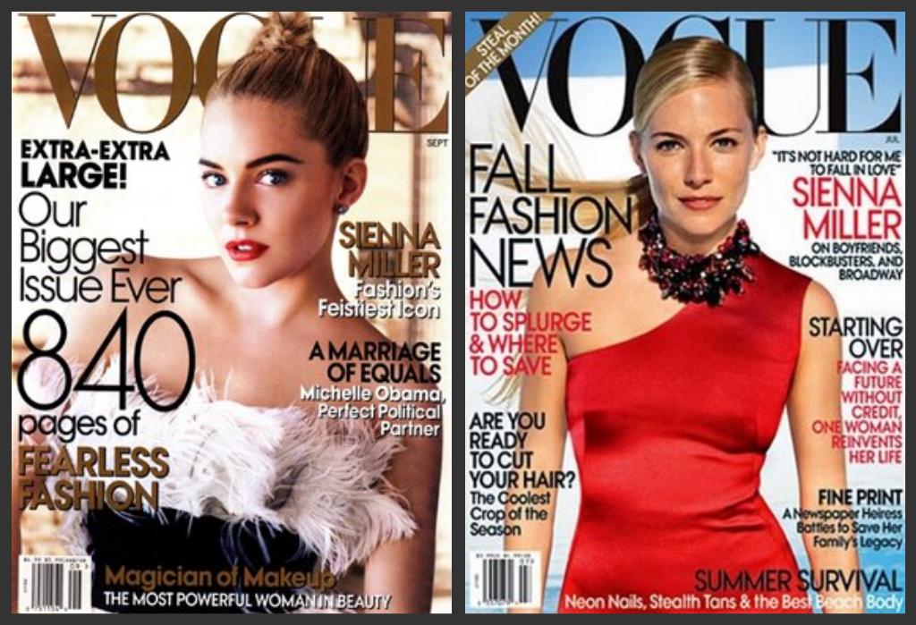 Sienna Vogue