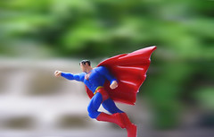 Super Duper Phooning Man! (3/3) (Gilbert Rondilla) Tags: camera blue boy people man anime color macro male guy up horizontal closeup photoshop point toy actionfigure photo nikon shoot close action bokeh philippines cartoon super superman tiny figure superhero gilbert cape filipino digicam notmycamera own pinoy clarkkent s10 cartooncharacter borrowedcamera kalel pns hbw rondilla notmyowncamera platinumheartaward bokehwednesday gilbertrondilla gilbertrondillaphotography luisianian