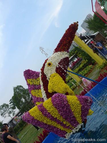 Putrajaya Floral Festival 2009