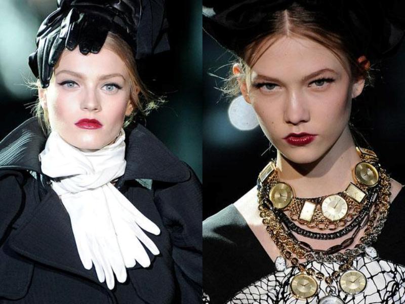Dolce & Gabbana FW09 detail 17