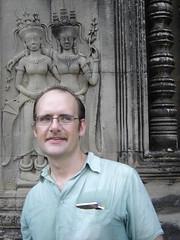 Apsaras and Me (jrambow) Tags: cambodia angkorwat siemreap picks