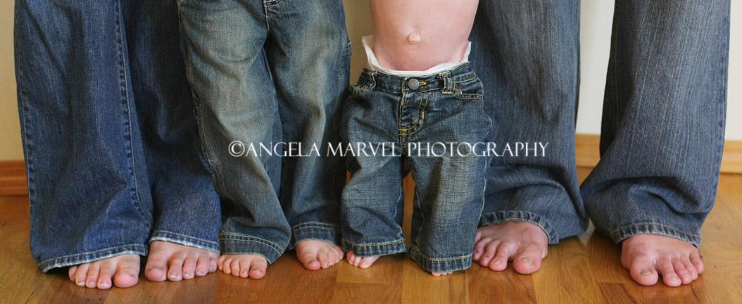 Family Feet ;)