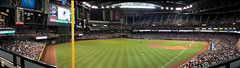 Chase Field, Phoenix Arizona (todd*) Tags: arizona panorama phoenix baseball stitched mets pasttime diamondbacks chasefield azwonder