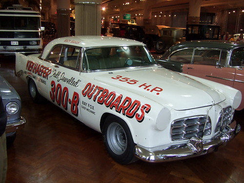 1956 Mercury 300-B Race Car