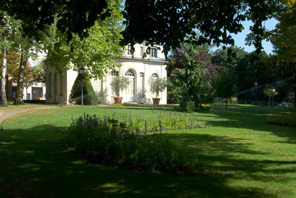 Pavillon de l'Ermitage