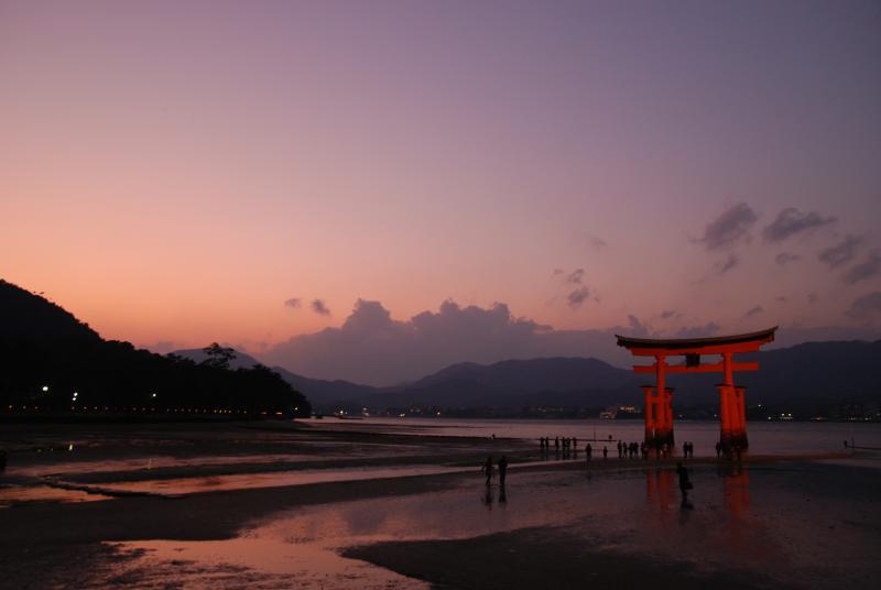 錦帯橋・宮島