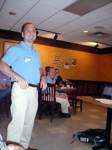 WAW Columbus -- August 12, 2009 at Barley's Smokehouse and Brewpub