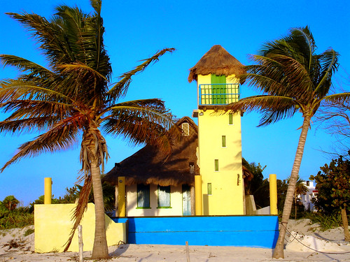 Beach house, Mexico 2008