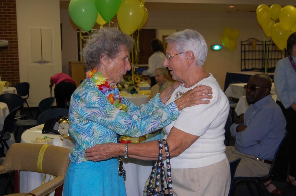 Margaret Ware Parrish 90th Birthday Party