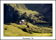 Landsberger Htte (Cold Mountain) Tags: mountains alps htte hut tannheim landsberger
