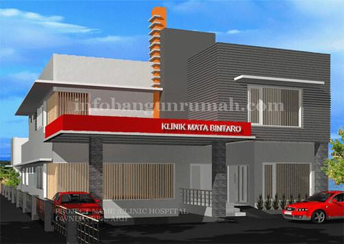 Desain Rumah Minimalis-toko