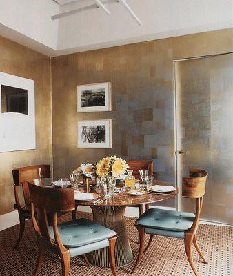 Neutral_2B_blue_2B_Platner_table_-_Dining_room