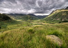 England: Cumbria - Oxendale and Mickleden Valleys (Tim Blessed) Tags: uk sky mountains nature clouds landscapes countryside scenery cumbria lakedistrictnationalpark theunforgettablepictures singlerawtonemapped
