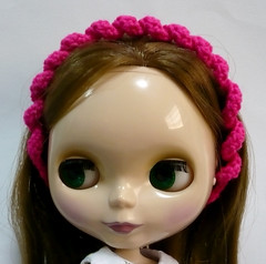Twisty Headband for Blythe