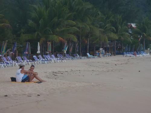 Playa en Phuket