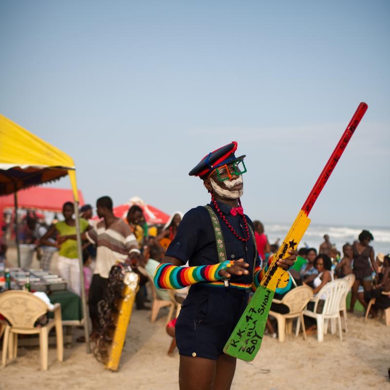 KK 47. Made in Ghana Guns