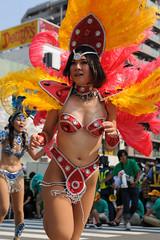 29th Asakusa Samba Carnival (Daniel Shi) Tags: japan tokyo dance nikon samba asakusa d300 55200 2875 d40x 29thasakusasamba