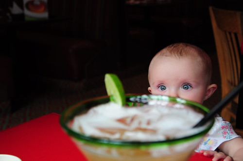 New Rule: Dont drink a Margarita bigger than your head.