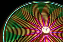 20090904 West Gate Ferris Wheel (Tom Spaulding) Tags: california ca longexposure carnival night ride statefair ferriswheel sacramento midway 2009 lighttrail californiastatefair 2fb001