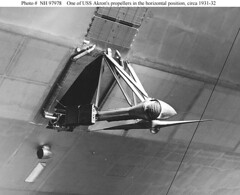 USS Akron Propeller (lazzo51) Tags: aviation science usnavy blimps airships zeppelins luftschiff dirigibles ussakron zrs4