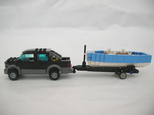 lego pickup truck and trailer galleryhip     the hippest galleries