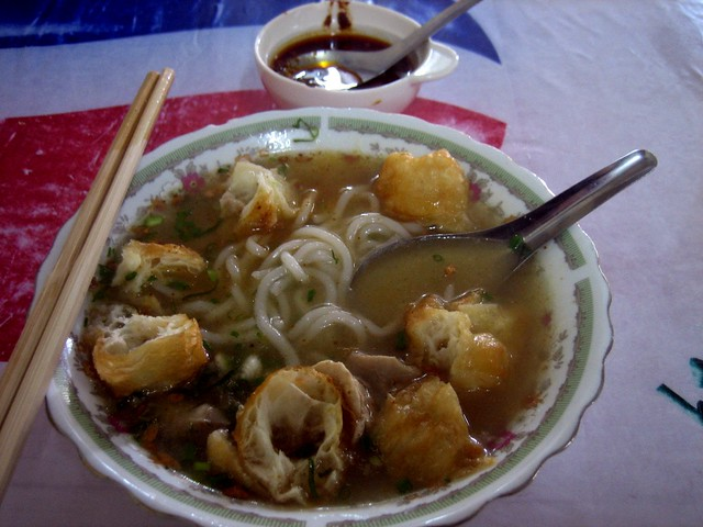 Vientiane Breakfast I