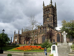 Wolverhampton - Cathedral