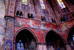 Rabastens   Notre Dame du Bourg (keithhull) Tags: france church noflash historic explore frescoes thirteenthcentury rabastens masterpeice tarnvalley explorewinnersoftheworld thebestofmimamorsgroups notredamedubourg seeninexplore792007397