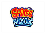 Spikes Nite Out video slot machine