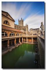 Roman Baths (James Whitlock) Tags: abbey nikon bath long exposure roman sigma baths 1020mm romans d300 nd110