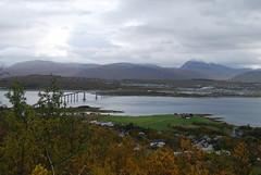Kvaløya Above