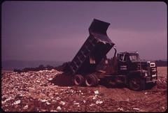 Dumping Garbage at Croton Landfill Operation 0...