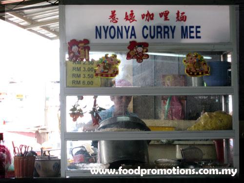 Nyonya Curry Mee