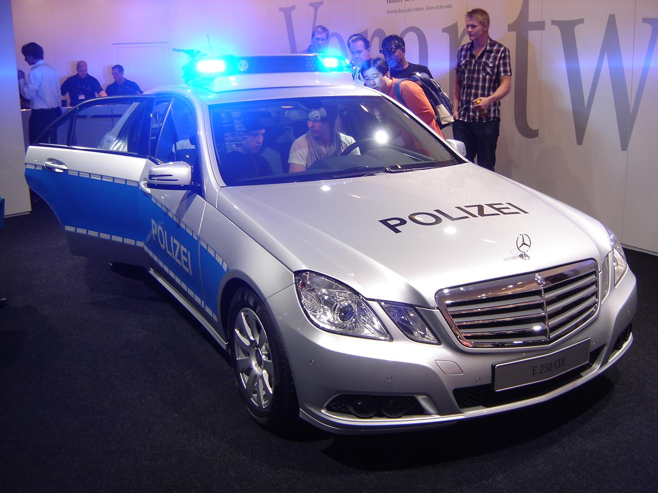 A new Mercedes-Benz E-Class in