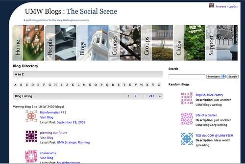 Blogs Directory