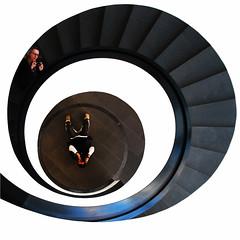 Neues Museum (se_kwien) Tags: stairs treppe architektur rund nuernberg neuesmuseum neuesmuseumnürnberg envisite photographierenerlaubt mitheliundstefanunterwegs httpwwwipernitycomdocstefaniecarle6172406