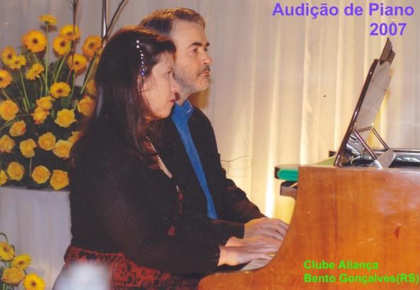 21 Audição de Piano
