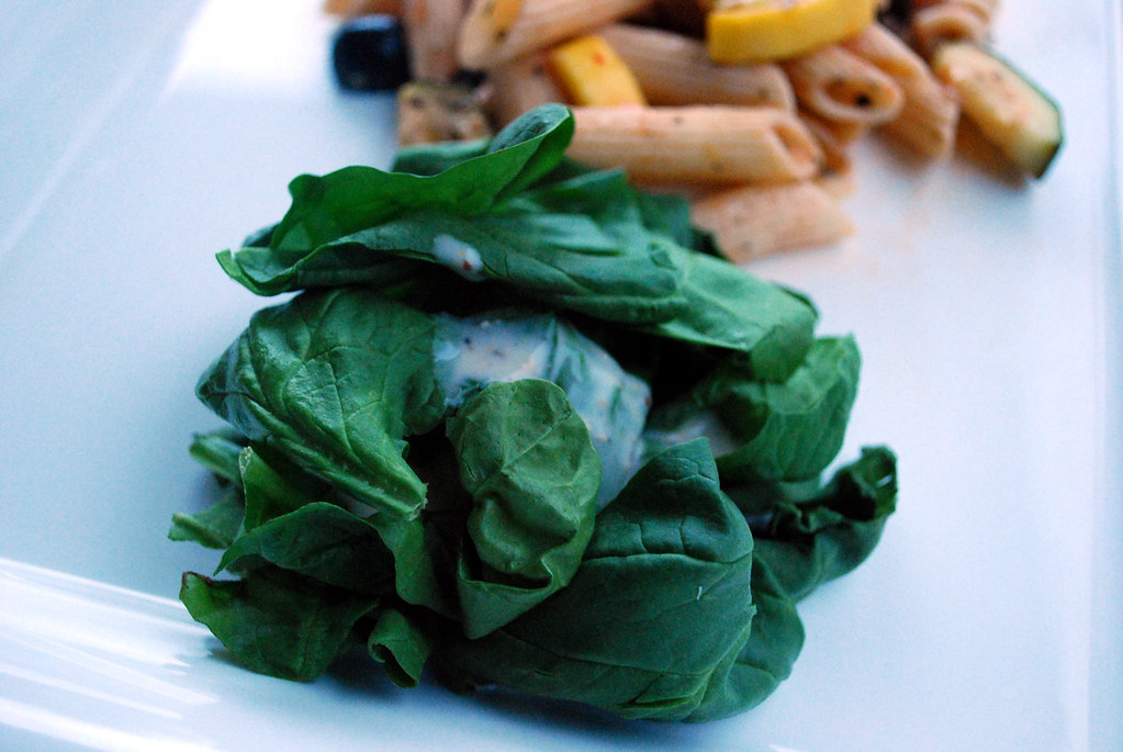 SE Spinach salad