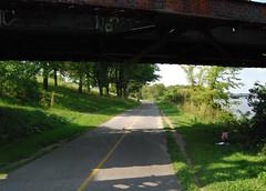 A Memorial (Darskee) Tags: bikepath ottawariver westernparkway