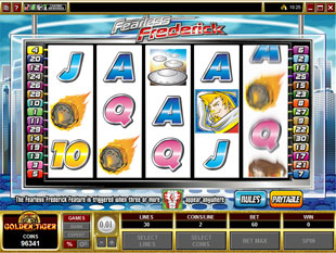Fearless Frederick slot game online review