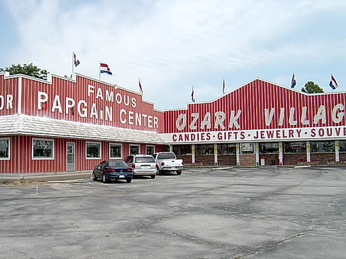 Ozark Village, the Famous Papgain Center