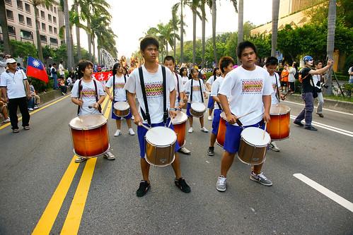 另外一支原住民青少年隊伍